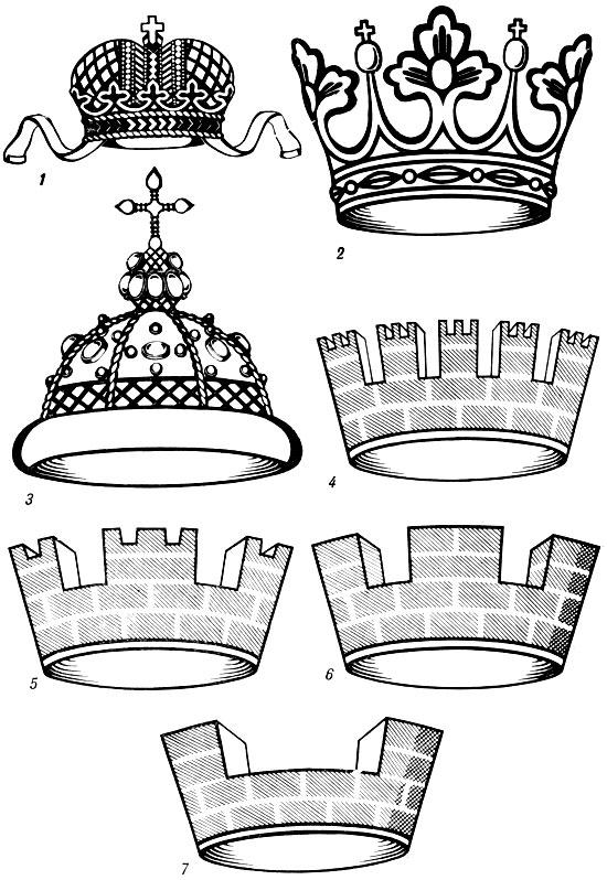 Что означает корона на гербе
